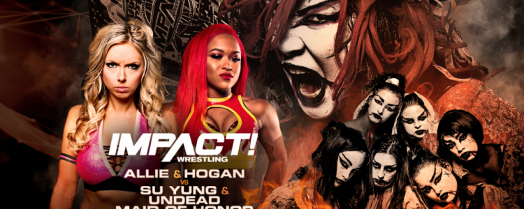 iMPACT Preview: August 2nd, 2018