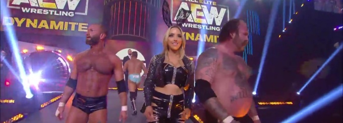 AEW Dynamite Results – March 11th 2020