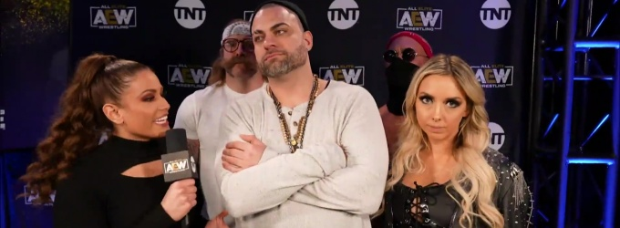 AEW Dynamite Results – January 20th, 2020