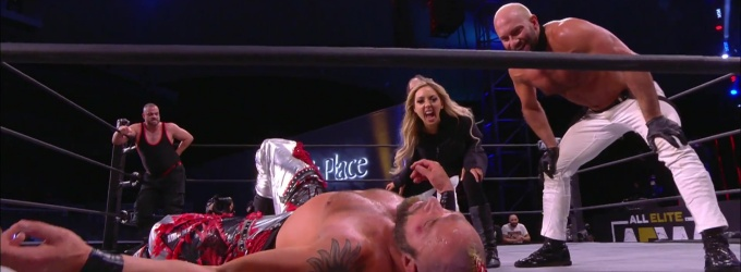 AEW Dynamite Results – January 27th, 2020